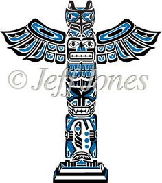Totem Pole clipart makah Concept pole Poles the Totem