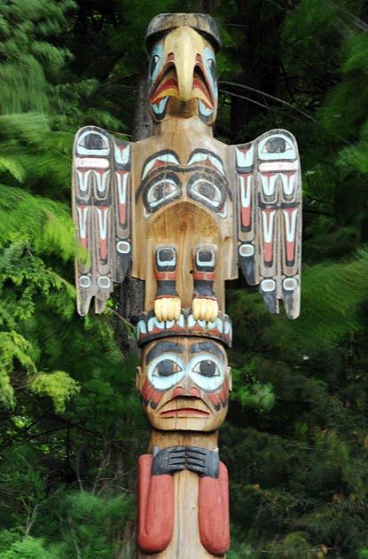 Totem Pole clipart tlingit indians Indian Totem Totem Pole Totem
