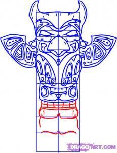 Totem Pole clipart viking Totem totem poles totem pole