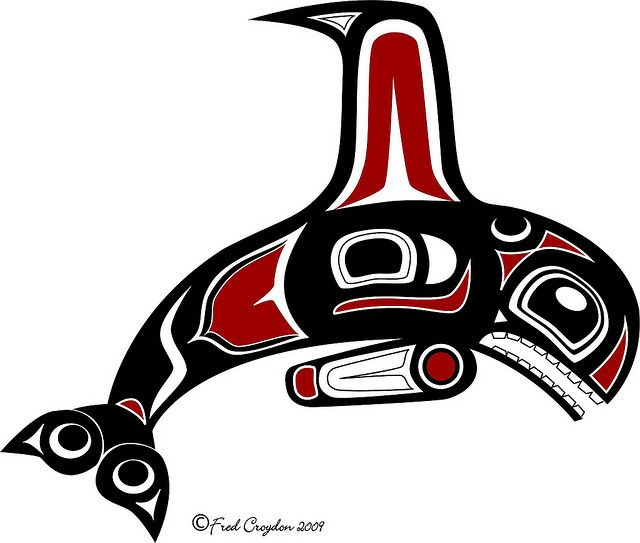 Totem Pole clipart whale Haida best Northwest on the