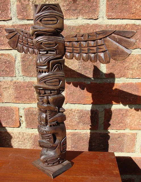 Totem Pole clipart wood carving This more on on carving