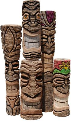 Totem Pole clipart wood carving Detail everything Living my com
