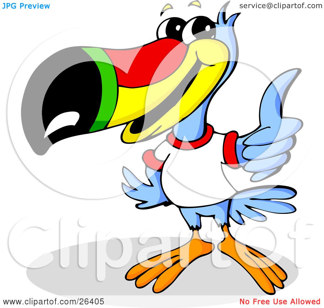 Blur clipart toucan Clipart Clipart Panda White Black