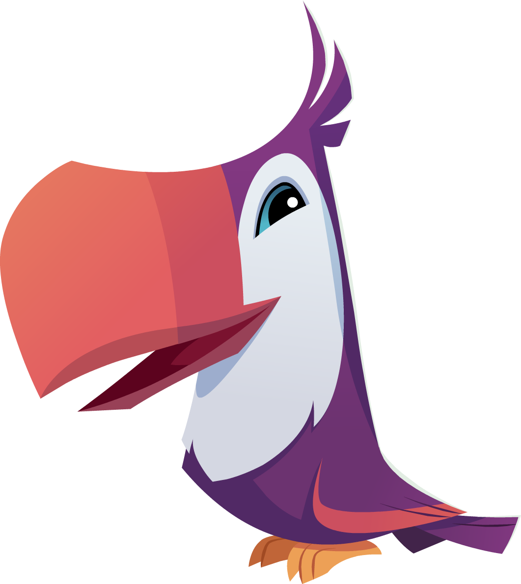 Toucan clipart real animal #13