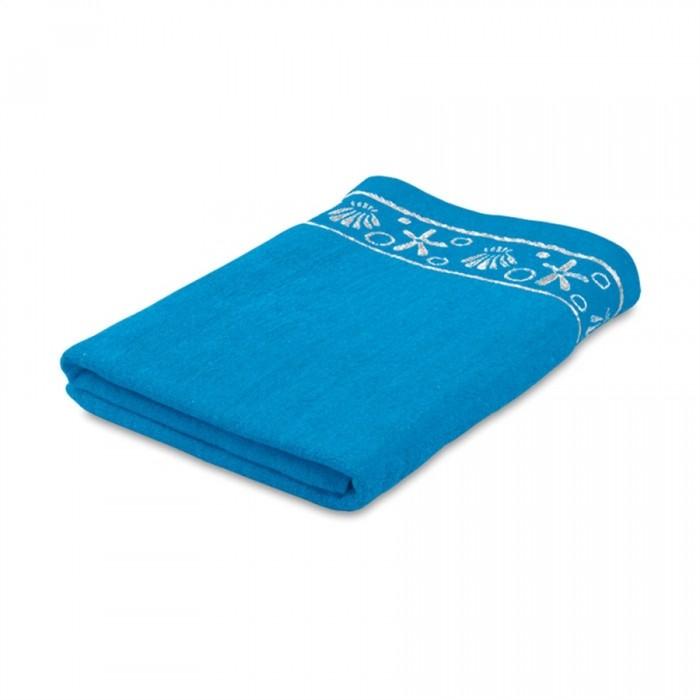 Towel clipart blue Beach eu Advertising towel towel