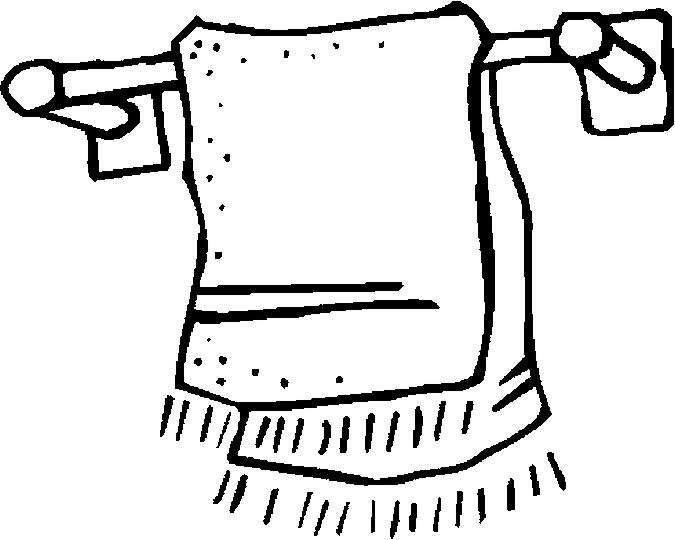 Towel clipart rack [106 – jpg Printable (Buildings