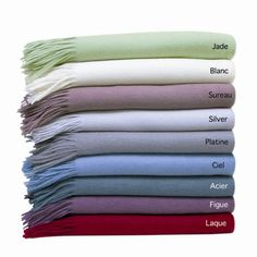 Towel clipart yves delorme  Yves Beach Wool/Cashmere Pinterest