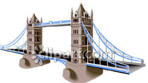 Tower Bridge clipart queen england Clipart Bridge London's Clipart Royalty