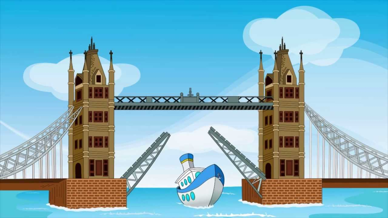 Tower Bridge clipart By songs Is EFlashApps YouTube