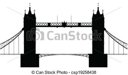 Tower Bridge clipart London Tower Bridge of London