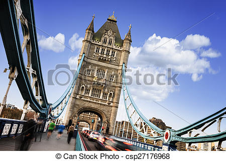 Tower Bridge clipart london city Of city Photo Stock Bridge