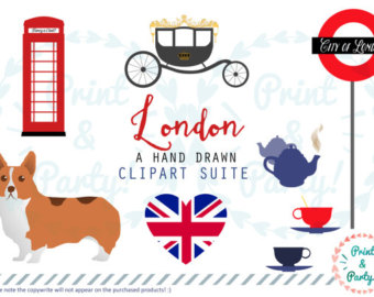 Tower Bridge clipart queen england Red Suite London Resources Digital