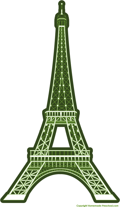 Towers clipart kl tower To Tower Clipart Eiffel Image