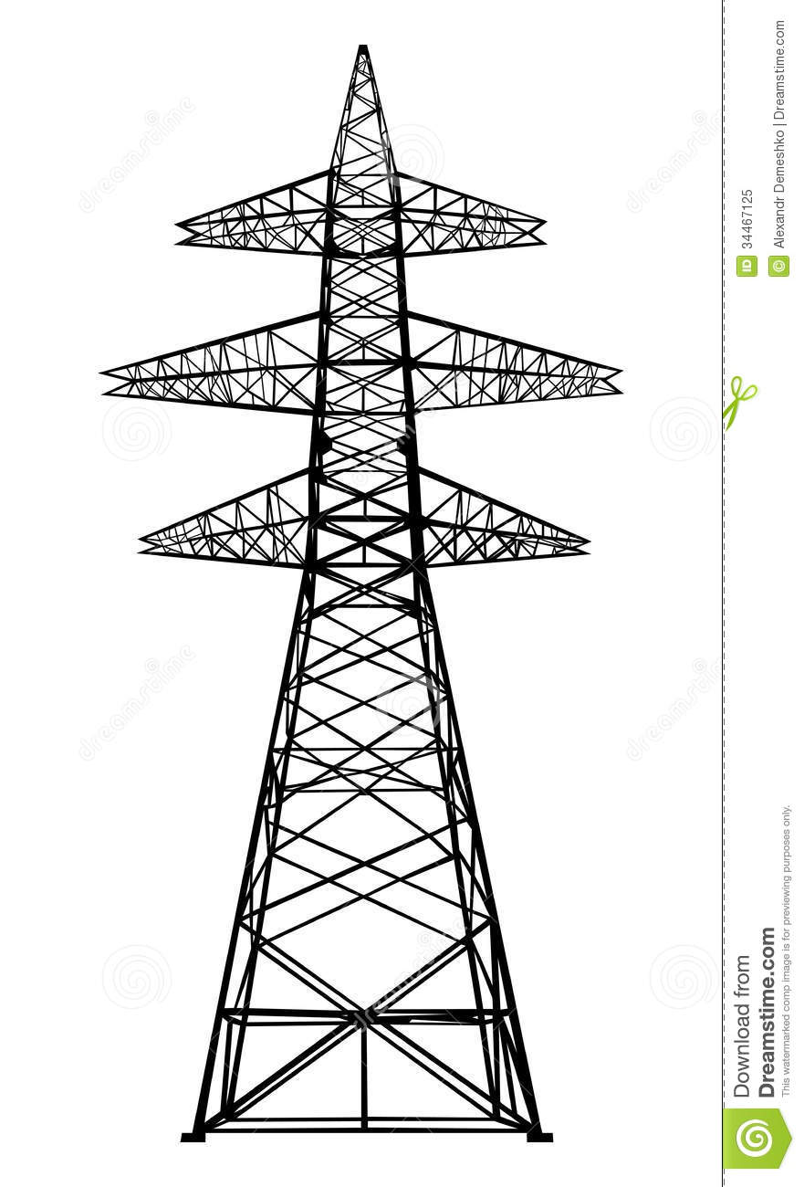 Towers clipart kl tower Transmission Clipart Tower Clipart Download
