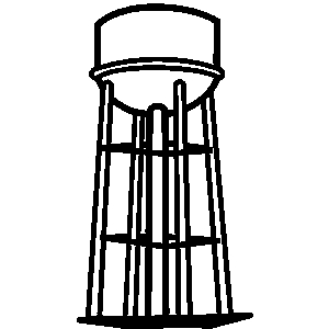 Tower clipart art #11