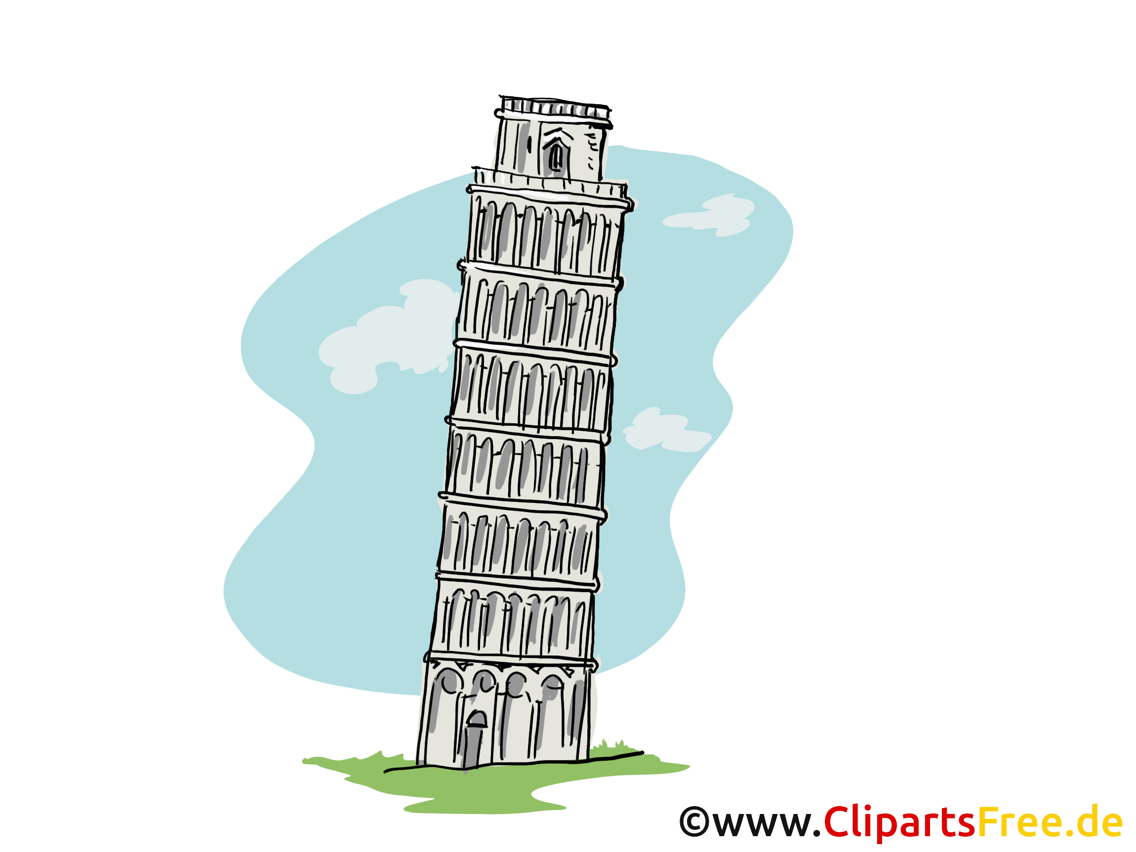 Tower clipart biza #7