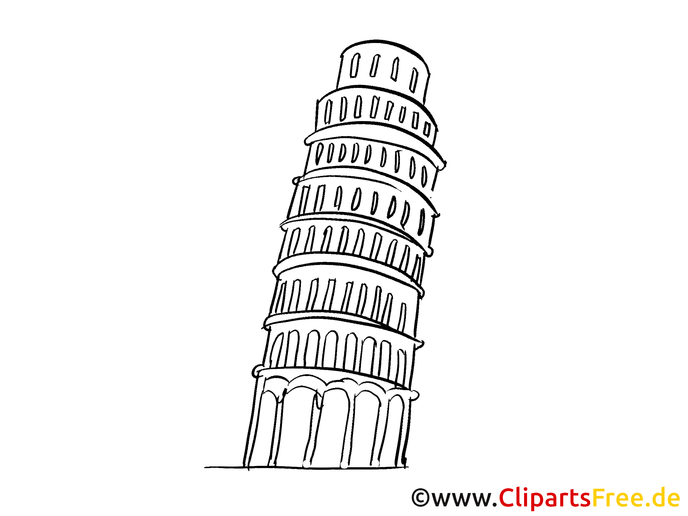 Tower clipart biza #6
