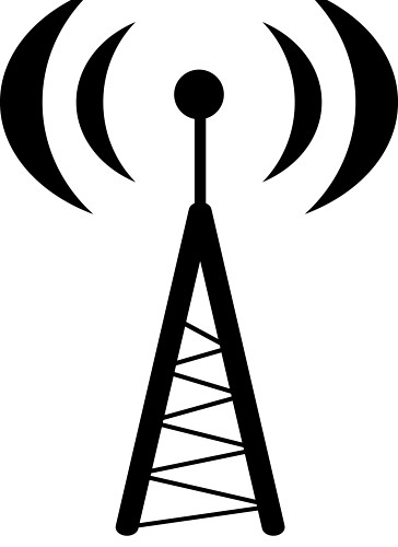 Tower clipart cell tower #15