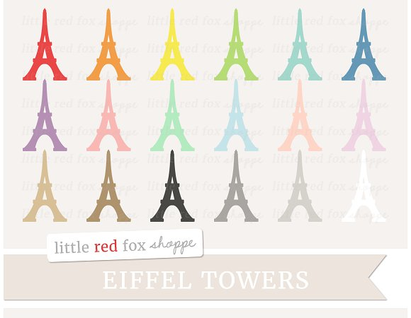 Tower clipart effel #10