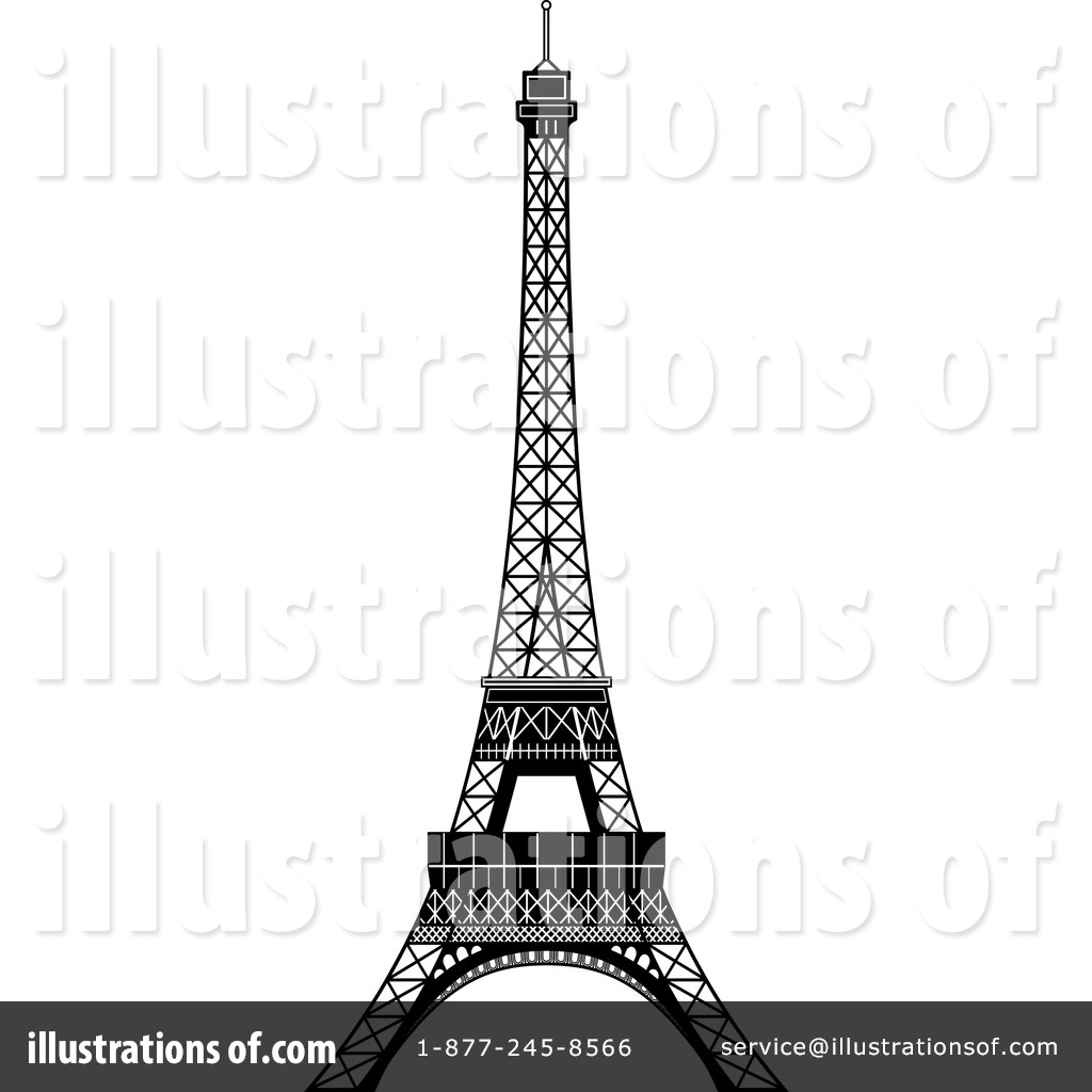 Tower clipart effel #2