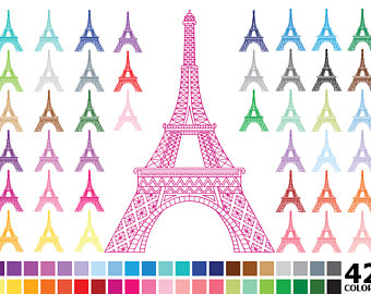 Tower clipart effel #1
