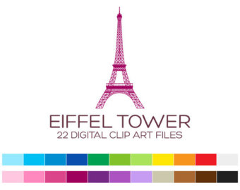 Tower clipart effel #7