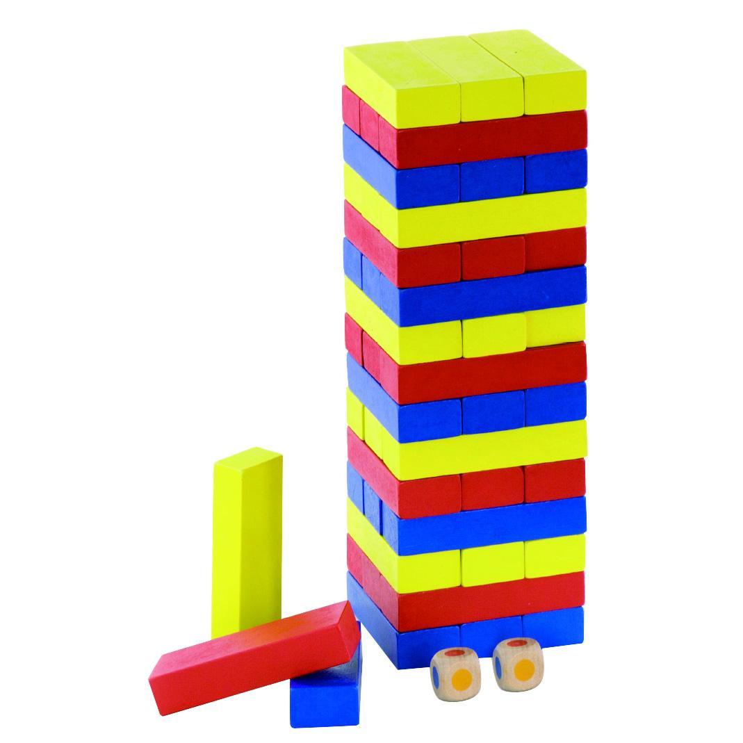 Tower clipart wooden block #8