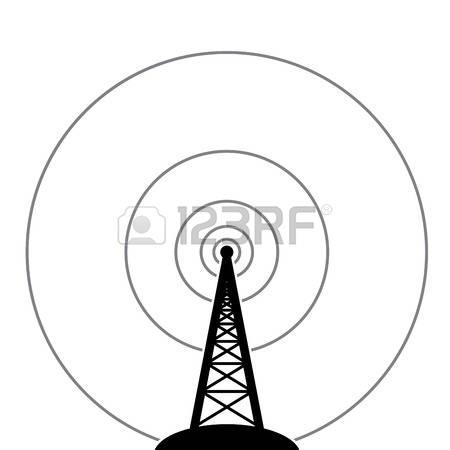 Tower clipart broadband #4