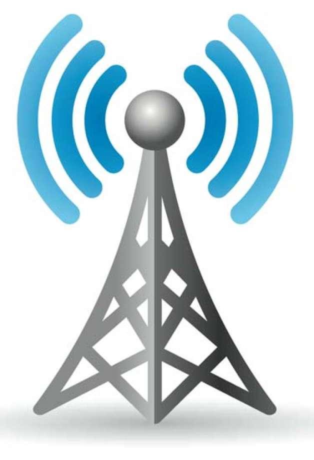 Tower clipart broadband #6