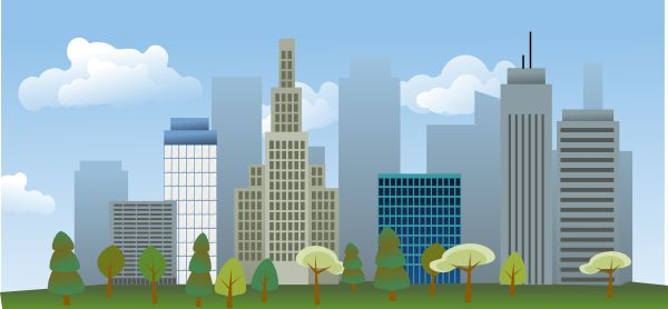 City clipart city background Background and for Public of