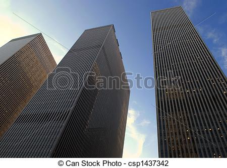 Towers clipart corporation building Corporate Art a buildings of