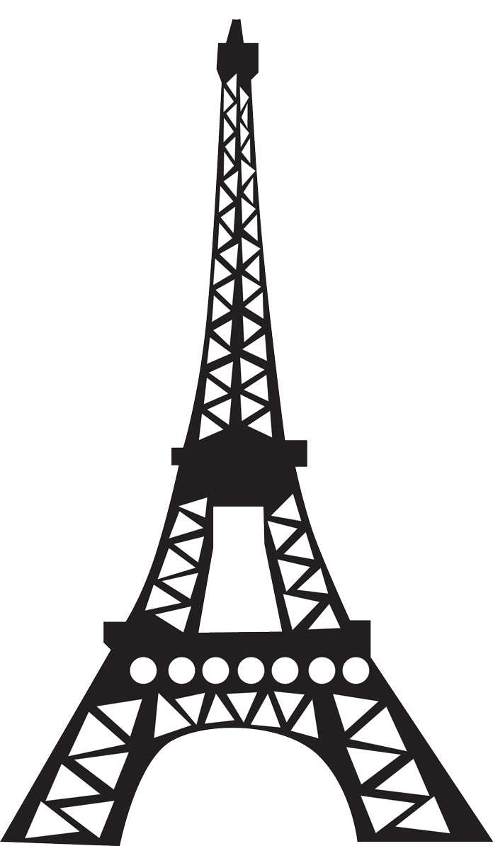 Tower clipart drawing #1