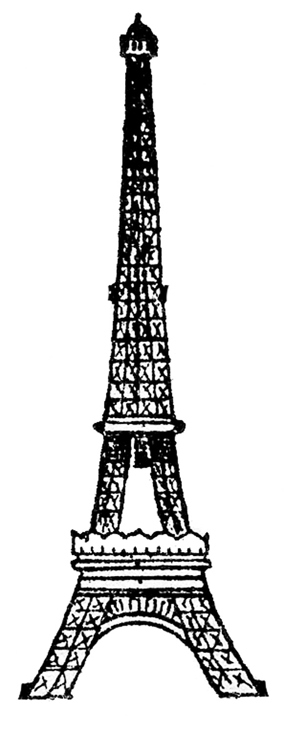 Tower clipart drawing #4