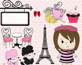 Market clipart france On Clip French girl Best