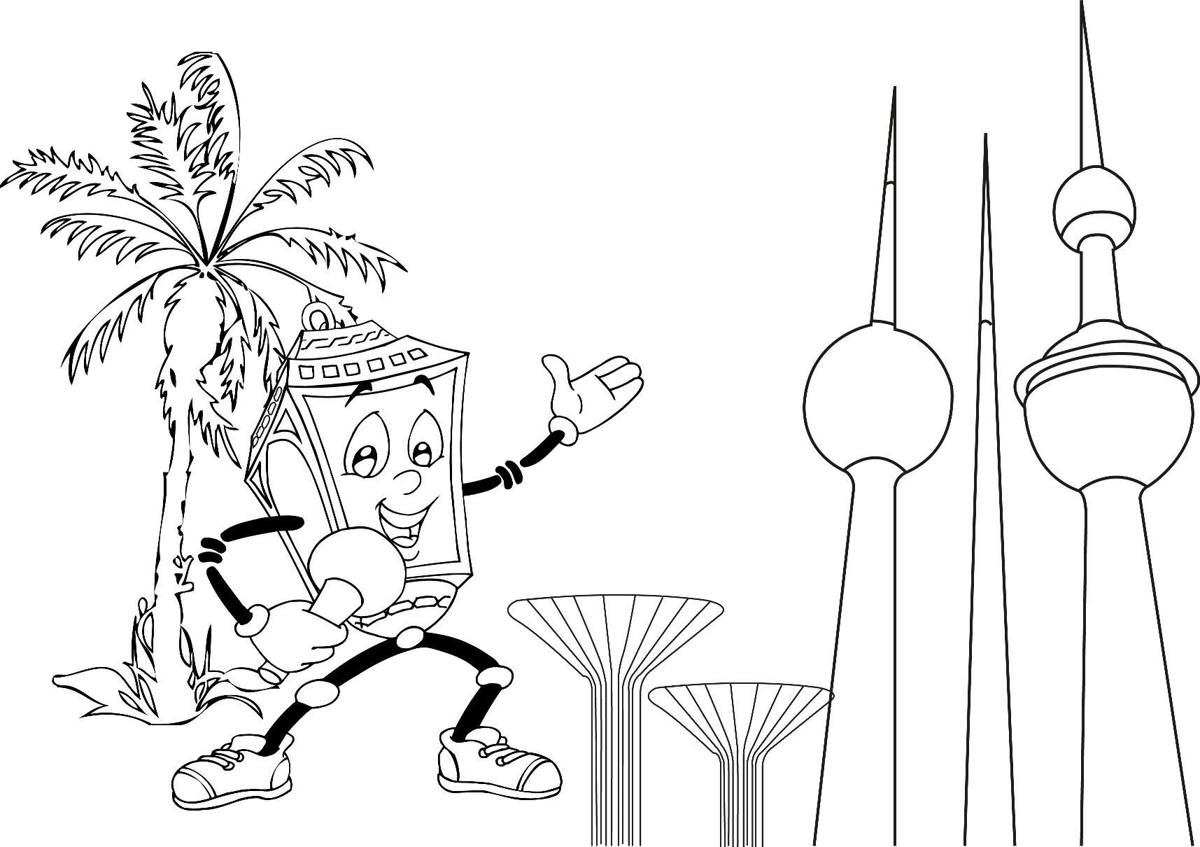 Towers clipart company building Home coloring tower pages breeders