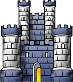 Towers clipart medieval castle Arms / Advanced Coat /