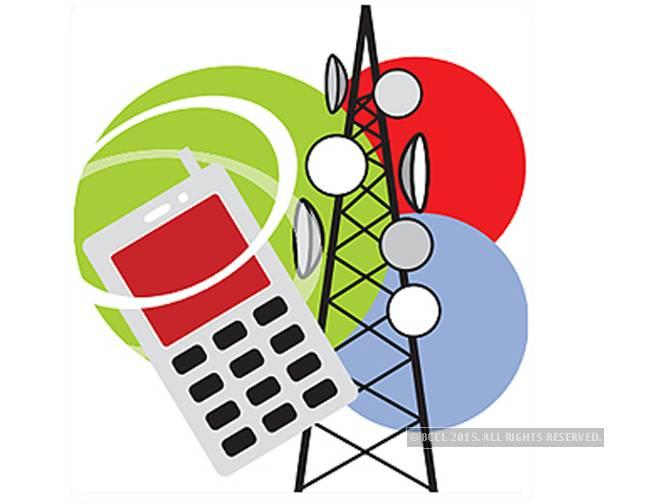Towers clipart network tower Expect rollout Indus Telecom expect