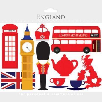 Teapot clipart london England decker Pinterest clipart tea