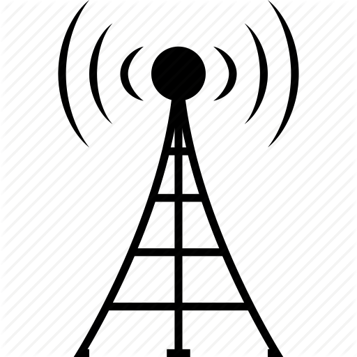 Towers clipart wireless Clipart signal pocast tower radio