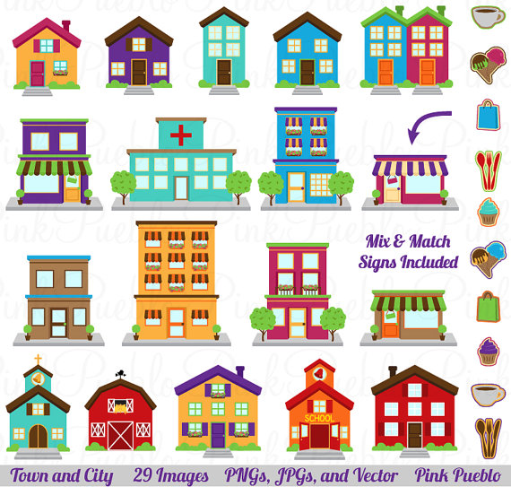 Pl clipart community printable And Clipart House  Clip