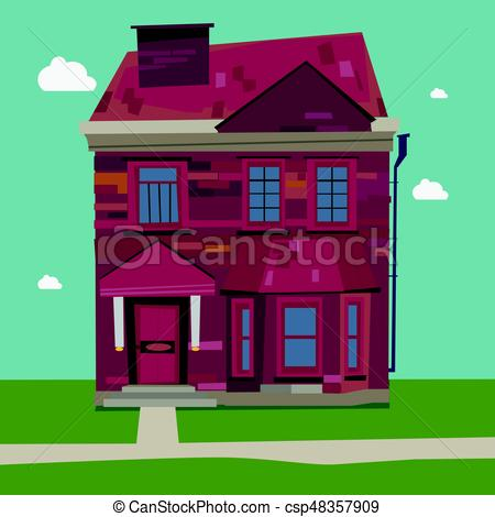 Town clipart story setting #15