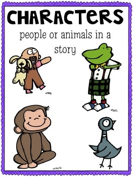 Town clipart story setting #13