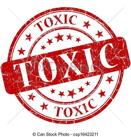 Toxic clipart Stock csp16423211 Clipart Illustration round