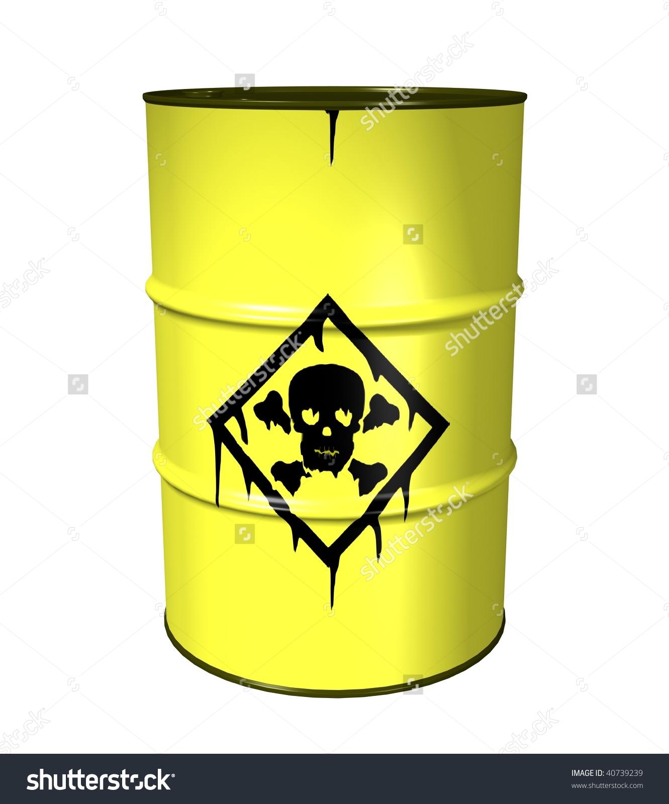 Toxic clipart barrel (55+) waste Clipart toxic barrel