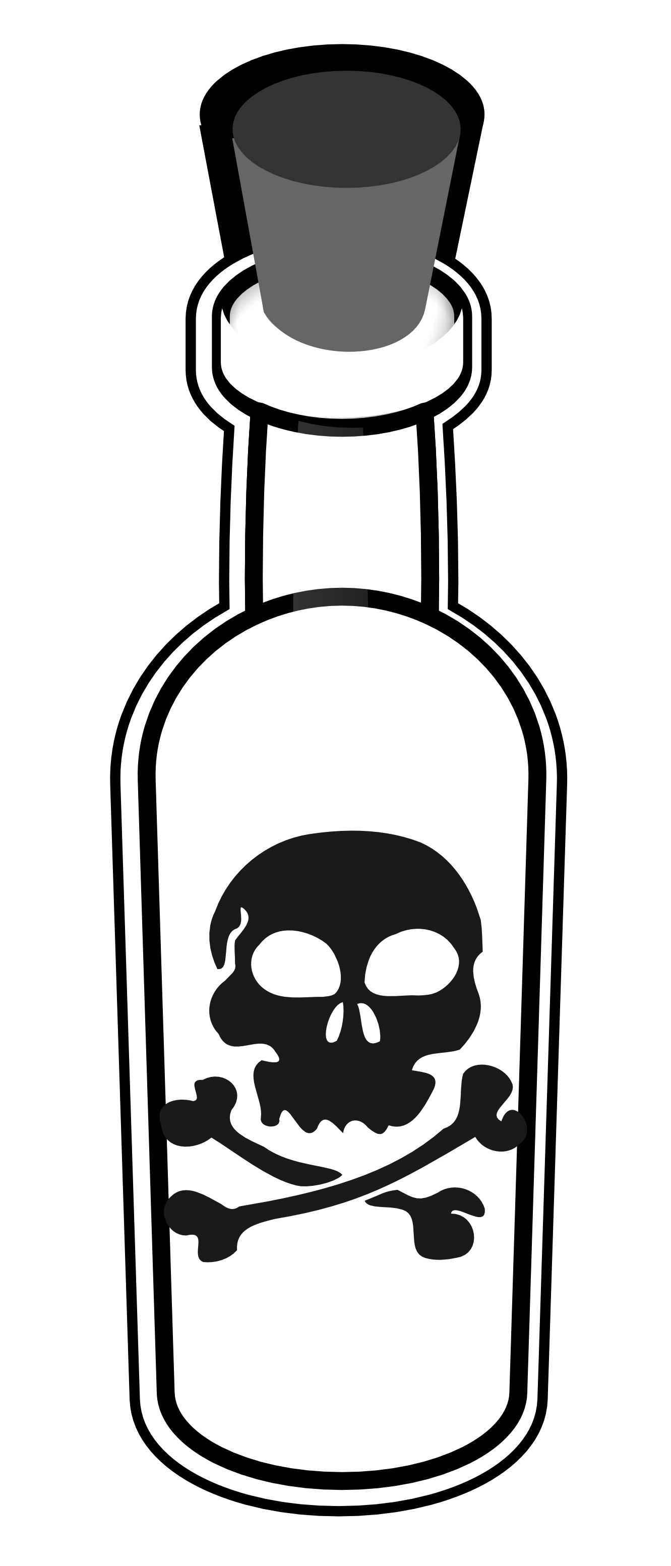 Bottle clipart toxic Zone Cliparts Cliparts Poisonous Poisonous