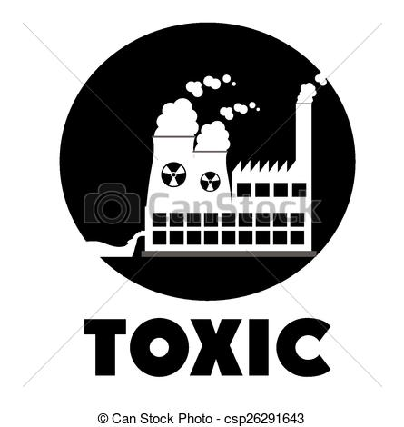 Toxic clipart can Vector illustration csp26291643 and Toxic