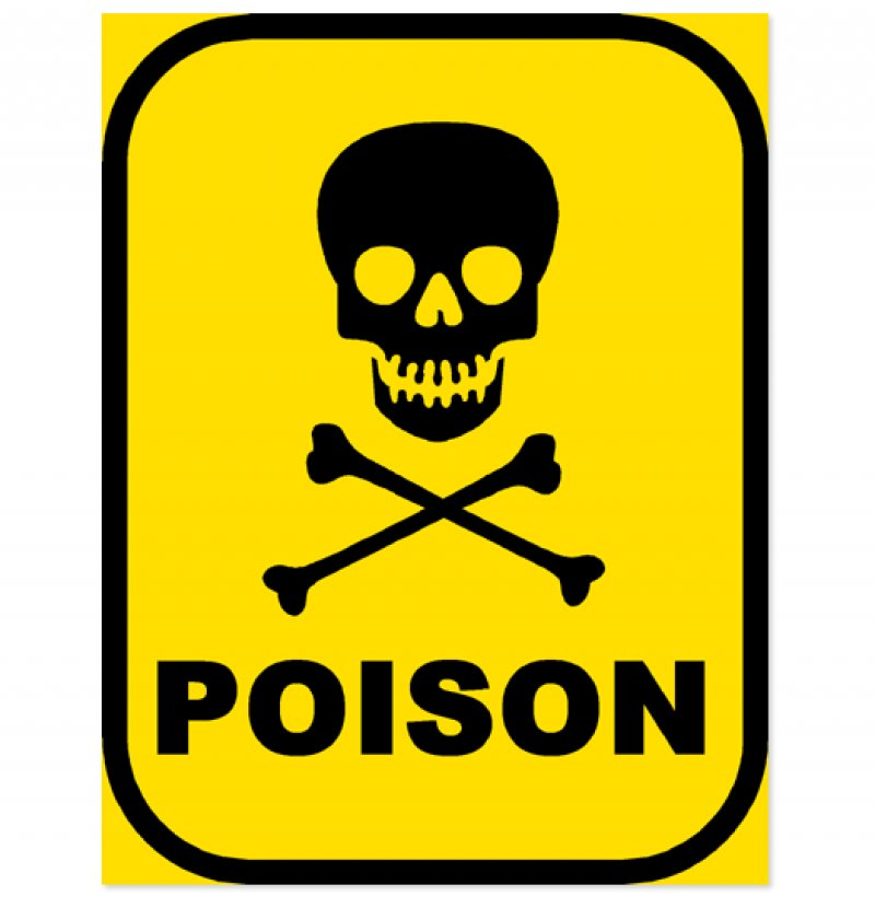 Toxic clipart can Two granny granny poison boys