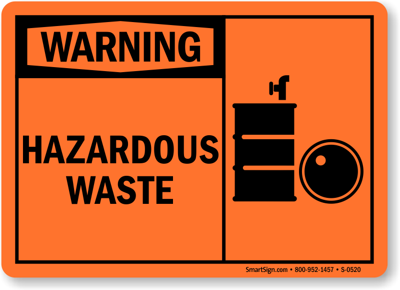 Toxic clipart chemical waste Price Hazardous Buy Zoom Waste