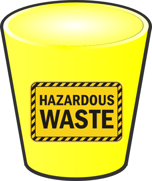 Toxic clipart chemical waste This com vector as: image