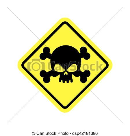 Toxic clipart danger Hazard Attention pollution Attention acid